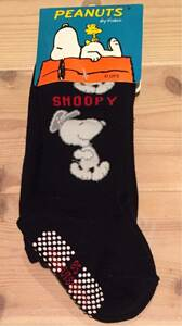 Free Shipping [Unused] Snoopy ★ Kids Tights Black ★ 75 85 95 Size ★ For Children ★ Snoopy ★ Peanuts ★ Prompt decision
