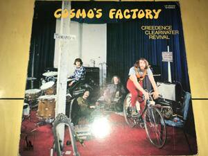 LPレコード●クリーデンスクリアウォーターリバイバルCreedence Clearwater Revival / Cosmo's Factory