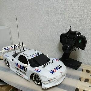 タミヤ TT-01 NSX グリップ ドリフト フルセット 即走行可能 アルミパーツ
