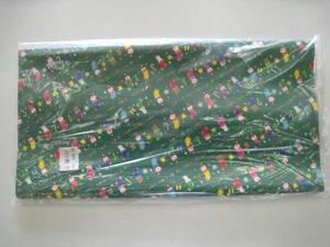 ラッピングペーパー クリスマス 包装紙 レインボーサンタ