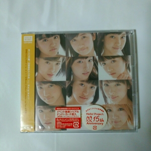 モーニング娘。/Help me!! 初回限定盤B DVD付き 新品、未開封