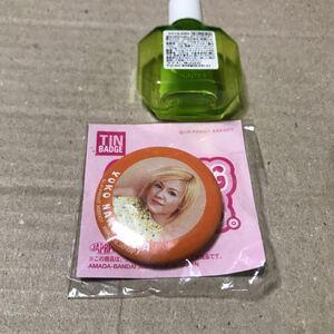 即決 送料無料 新品 モーニング娘。 中澤裕子 缶バッジ