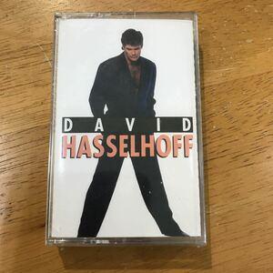 カセットテープ☆輸入盤☆洋楽☆ DAVID HASSELHOFF