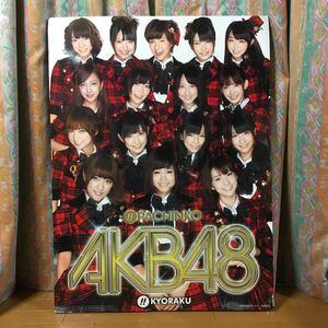 * extra-large board AKB48 pachinko KYORAKU pop panel height 102.× width 76.× depth 53. Watanabe Mayu Ooshima Yuuko Sashihara Rino Kashiwagi Yuki Kojima Haruna