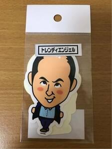 芸人ステッカー トレンディエンジェル 1セット よしもと 吉本