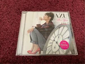 AZU for you CD cd シングル Single