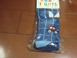 New Baby Tights Size 75 Cars 198 yen Push-offable