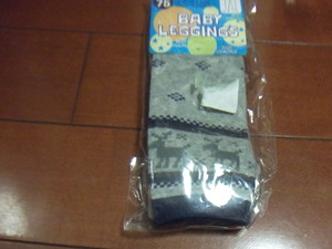 New Baby Spats Leggings Size 75 and Nakai 198 yen Transfer possible