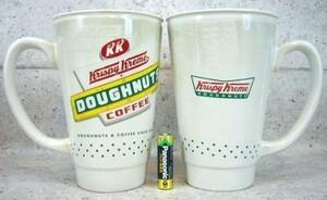 クリスピー・クリーム ドーナツ・マグ Krispy Kreme Doughnuts [即決]