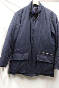【210313】【メンズ】ZEPHYRダーバン中綿ジャケット☆ブランド高品質防寒レナウンイタリア46