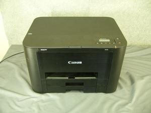 *CANON бизнес струйный принтер MAXIFY iB4030* новый товар утилизация чернила оборудован сделал. . к сожалению неисправность товар был * Junk *