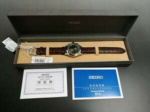 新品 未使用 SEIKO 腕時計 MECHANICAL メカニカル SARB017 メンズ タグ・保証書・箱つき 自動巻き