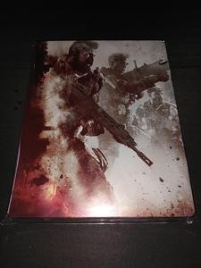 【PS4】Call of Duty:Black Ops 4 コール オブ デューティ ブラックオプス 4 GEO・ゲオ特典「スチールブックケース 」