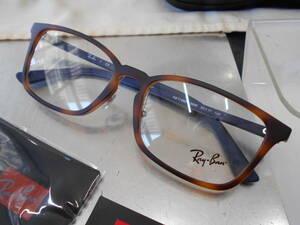 RayBanレイバン お洒落なウェリントン眼鏡フレーム RB7149D-5806