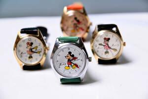 SEIKO ● ディズニータイム ● ミッキーマウス 7石手巻き時計