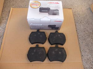 Dixcel premium type 12 -inch for brake pad kit