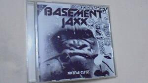 【国内盤CD】ベースメント・ジャックス/Basement JAXX - XXtra Cutz■XL Recordings