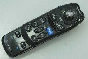 panasonic Panasonic Strada Strada car navigation system station remote control YEFX9995202 operation OK *