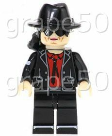 レゴ風●マイケル・ジャクソン(You Rock My World ver.)★ミニフィギュア:レゴ互換・レゴカスタム