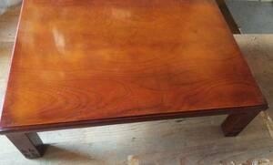 ☆木製テーブル ちゃぶ台 座卓☆