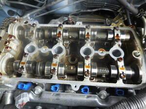H24 スペイド NCP145 平成24年 エンジン本体 1NZFE 4WD  【2重登録 NO2778】