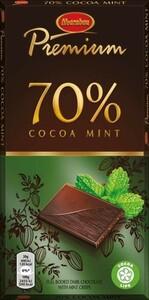 Marabou マラボウ プレミアム ミント 板チョコレート 100g x 20枚セット スゥエーデンのチョコレートです