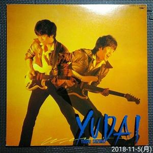 1LP 鈴木雄大 / YUDAI ETP-90252 city pop良曲midnight calling収録