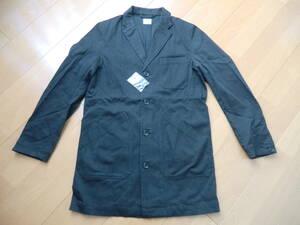 ナノユニバース黒ジャケット/メンズSサイズ新品
