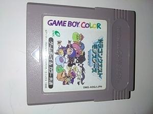 ゲームボーイ カラー COLOR ドラゴンクエスト テリーのワンダーランド レトロ バックアップ電池保障ありません送料140円