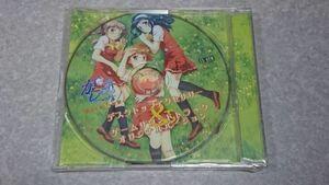 【未開封】特典CD かしまし~ガール・ミーツ・ガール~ デスクトップアクセサリー&ゲームサントラCD