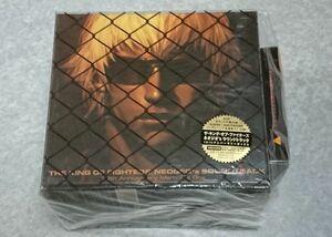 【KOF】ザ キング オブ ファイターズ ネオジオ's サウンドトラック 10th アニバーサリー メモリアルボックス【SNK】
