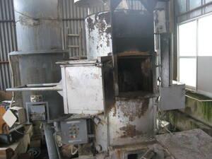 小規模産業廃棄物処理施設の大型焼却炉イワタニエース1型  引き取りのみ 千葉県柏市