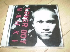 ○NAHKI AND SUGAR MINOTT/Lover Boy*日本人レゲエ・シンガー