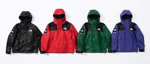 ★最高級★ 新品:未使用 ★ 納品書(原本)タグ付 ★supreme The North Face Leather Mountain Parka Box Logo★★★