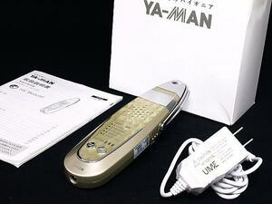 富士屋◆送料無料◆ヤーマン YA-MAN 家庭用美容器 美顔器 H/Cボーテ フェイスV HB-10N 未使用品
