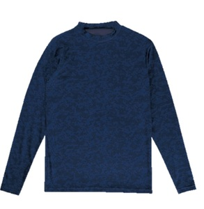 新品即決 Spazioスパッツィオ ジュニア デジカモインナーシャツ 160㎝ ネイビー GE-0524-21-160