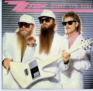 12inch☆ZZ TOP / Stages (Extended Version) / W 2002 T