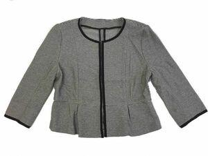 即決新品 レディース フォーマル ジャケット 7分袖 サイズ15ABR