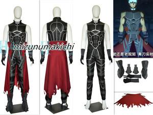 Fate/stay night/zero/Grand Order Archer エミヤ コスプレ衣装+手袋+靴カバーの商品画像