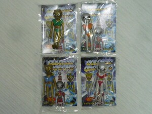 エイリアン 宇宙人 4種セット ビッグショック ゴム人形 キンケシ系玩具 チープトイ