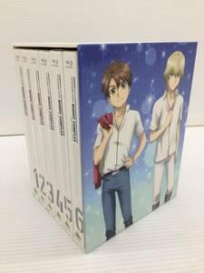 ◆[Blu-ray] バディコンプレックス 全6巻セット BOX付き 中古品 syadv009817