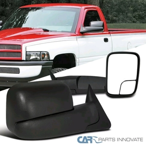 * free shipping * 1994-2001y Dodge Ram Towing Mirrors left right set Dodge Ram Dodge Ram mirror towing mirror Dodge Ram truck