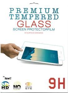 【3枚】ホームボタンのある iPad Pro 9.7 / Air2 / Air/ 9.7インチ 用 フィルム 強化ガラス 液晶保護フィルム 高透過率 気泡ゼロ 硬度9H