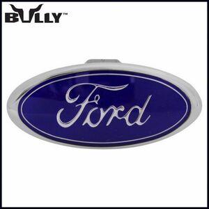 税込 BULLY ヒッチメンバー用 ヒッチカバー ブルー 2インチ 1.25インチ FORD フォード エクスプローラー エクスペディション 即決 即納