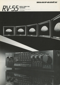 Marantz RV-55 каталог Marantz труба 2465