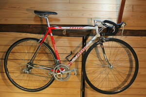 Made in Italy FRANCESCO MOSER PRO STEEL + VIDEO