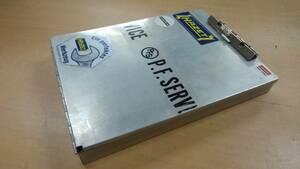 USA алюминиевый буфер обмена файл жнец - кейс . префектура Police dokta-US America