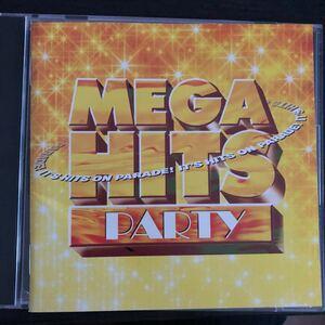 CD/MEGA HITS パーティー/ヨーロッパからのダンス・チューン