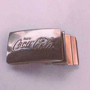 コカ・コーラ Coca Cola コカコーラ ベルト バックル 非売品 ?