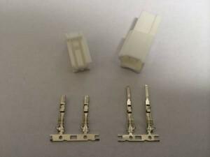 住友電装 060型TS 1.5mm カプラー コネクター セット 2極 配線用端子付